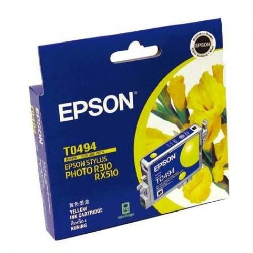 Epson T049 SP Yellow (T049490)