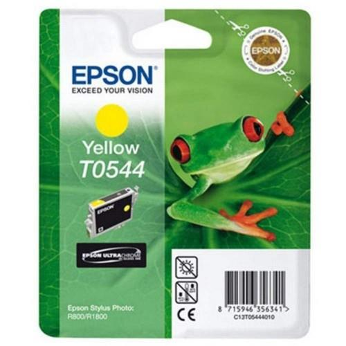 Epson T0544 Stylus photo Ink Cartridge Yellow (T054490)