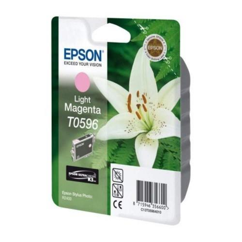 Epson T0596 Stylus photo Ink Cartridge - Light Magenta (T0596)