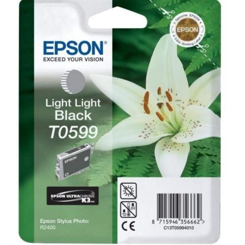 Epson T0599 Stylus photo Ink Cartridge Light Light Black (T059990)