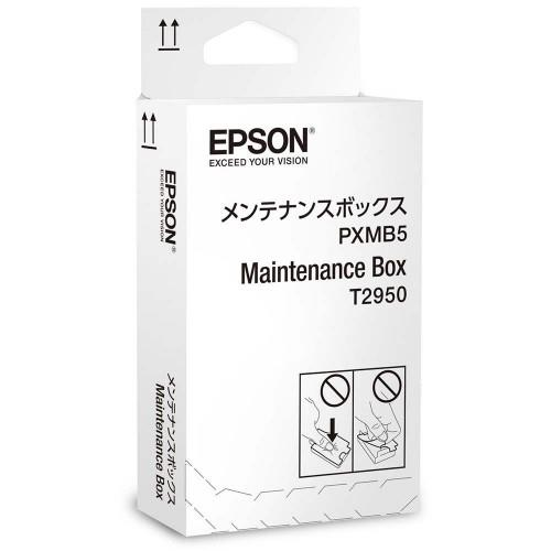 Epson WF-100 BK INK (PIGMENT) Maintenance Box (T295000)