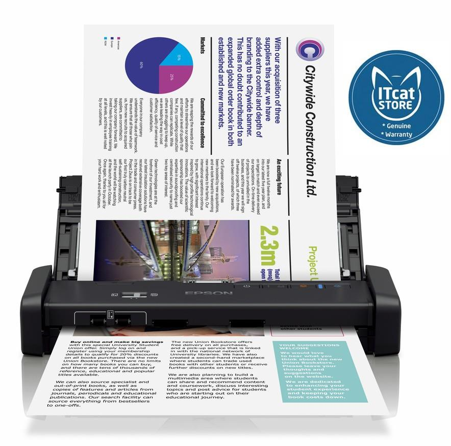 Epson Scan Pdf Extensions