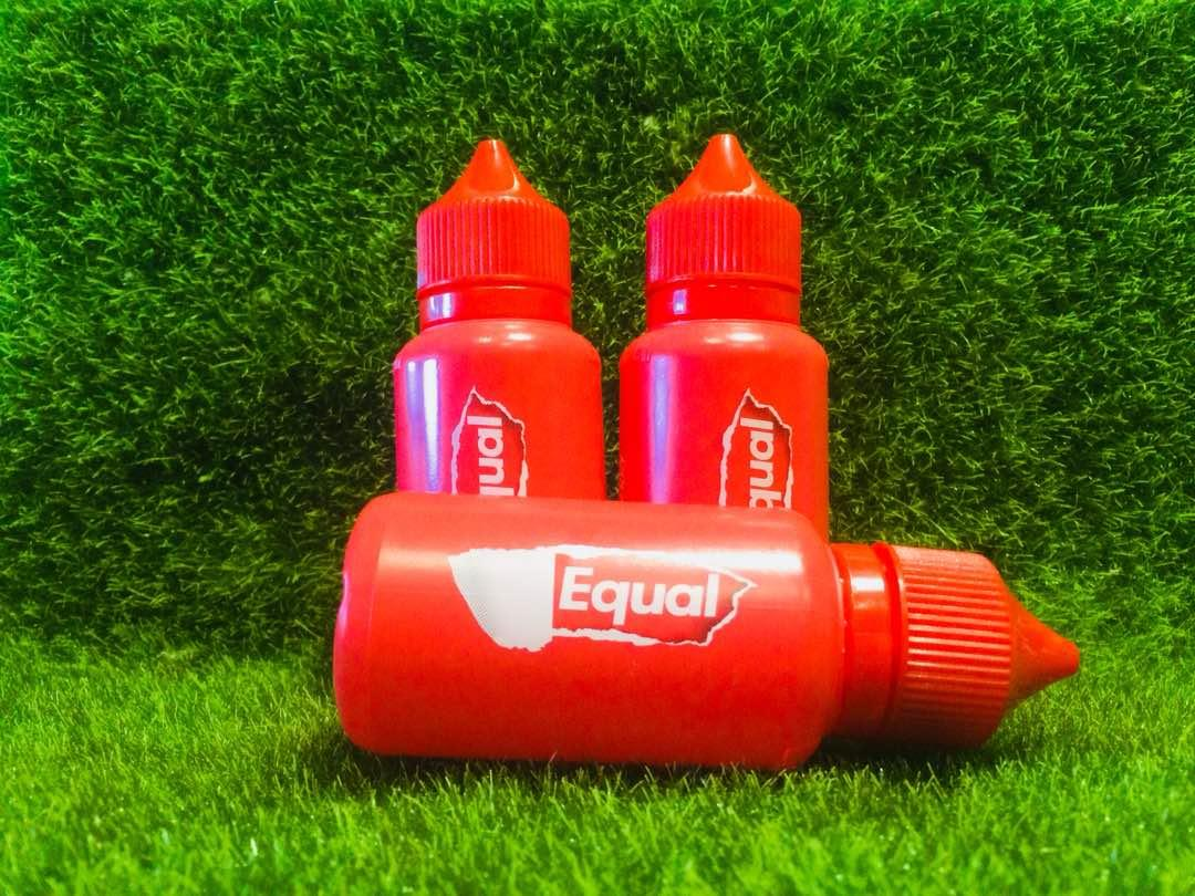 EQUAL Strawberry(6MG @ 60ML) E Liquid Vape Juice