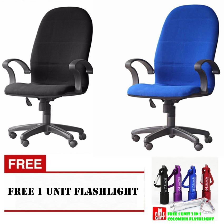 Ergonomic Adjule High Back Office Chair Made In Malaysia