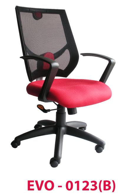 Ergonomic Office Midback Mesh Chair model EVO-0123(B)