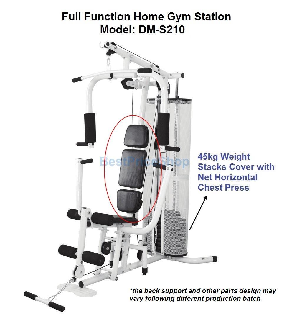 ES DM-S210 MultiFunction Home Gym St (end 7/30/2019 3:42 PM)