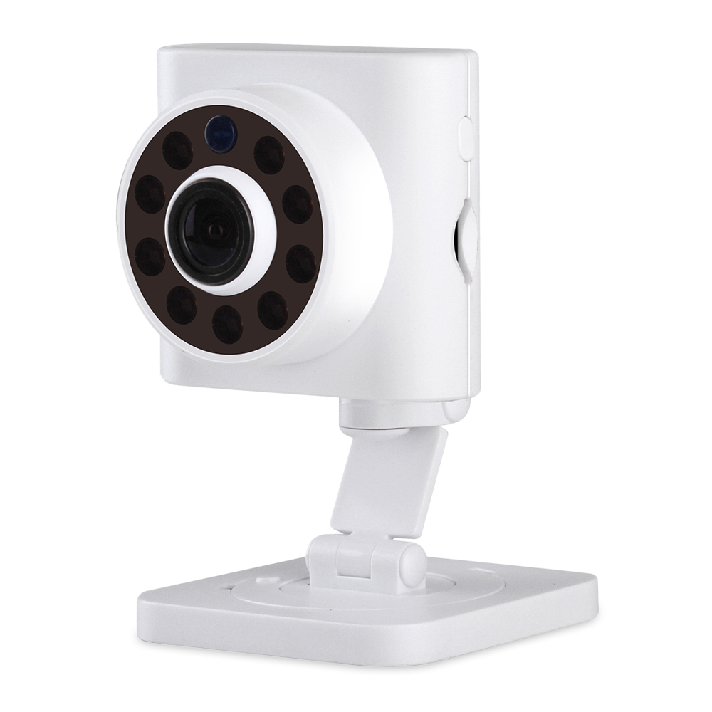 ESCAM WALL E QF601 2.8MM LENS 720P WIRELESS WIFI INDOOR MOTION DETECTI..