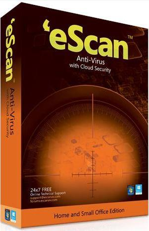 Escan Antivirus Internet Security 2019 Windows PC Original Download