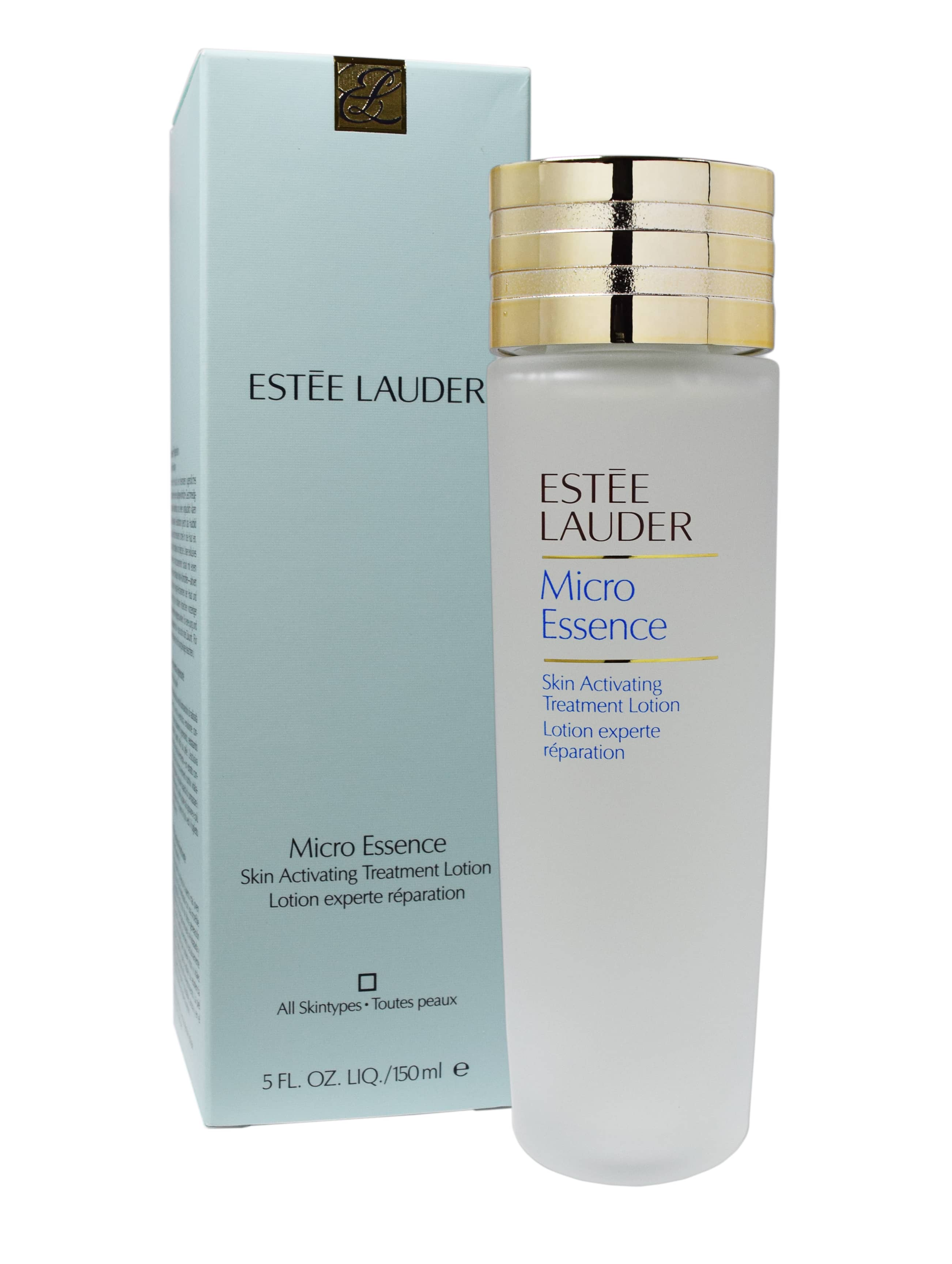 Estee Lauder Micro Essence Skin Act End 8 25 2016 1113 Pm Beautiful Women 75ml Activating Lotion 150ml