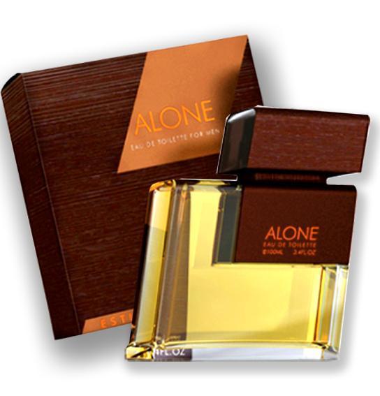 perfume alone