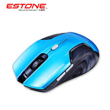 ESTONE 2.4 WIRELESS MOUSE (E-1500)
