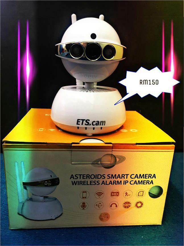 ETS.CAM 960HD LY6910