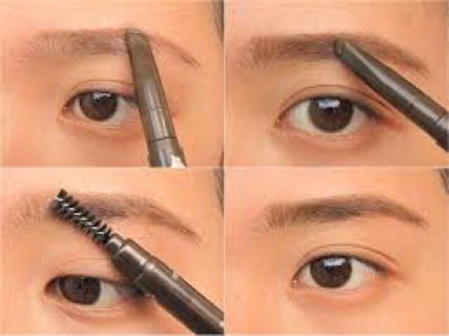 Etude House Drawing Eyebrow (Free Eyebrow Guide Card)