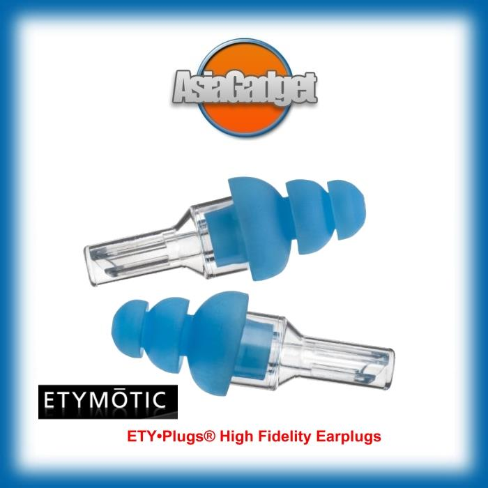 ETY Plugs High Fidelity Etymotic Earplugs ER20 (Standard Fit)