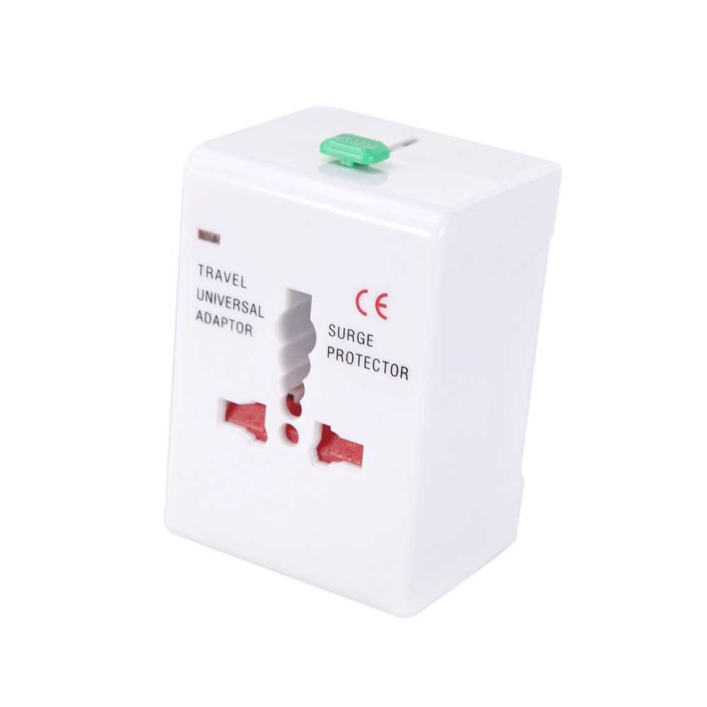 EU/AU/US/UK Travel Charger Plug Adapter