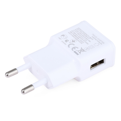 EU Plug Wall Travel Power Supply Adapter Charger