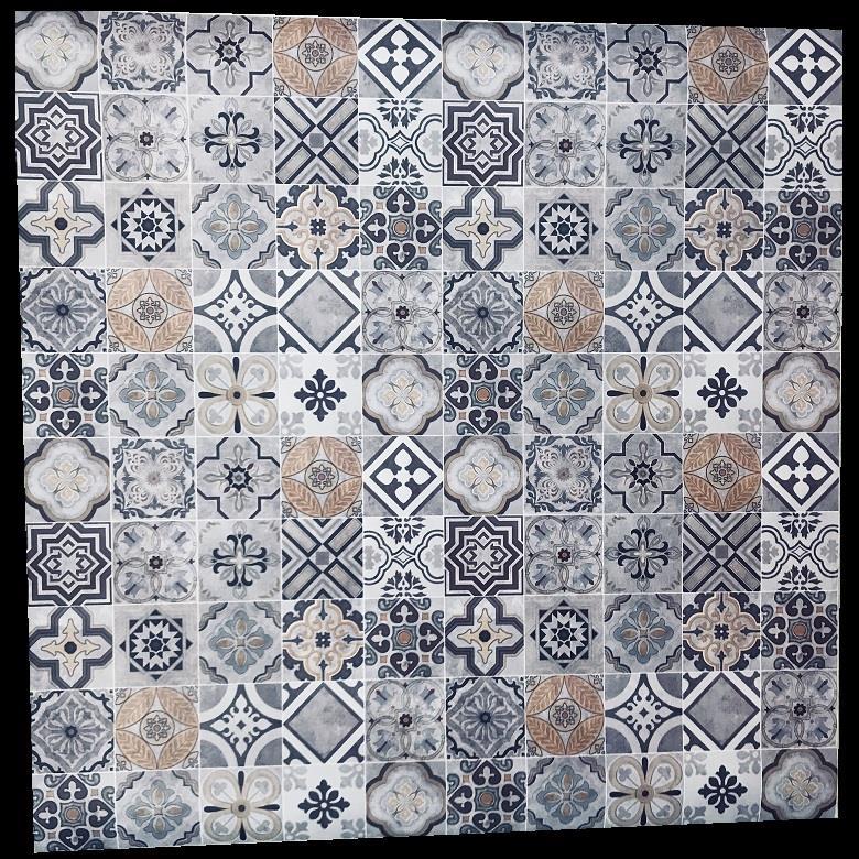 EURO Tiles Pattern PVC DIY Self-Adh (end 5/30/2019 12:15 PM)