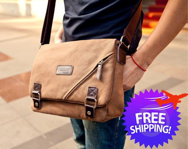 Мужские сумки через плечо - купить в интернет-магазине