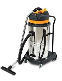 Europower 2000W 80Liter Commercial Wet & Dry Vacuum Cleaner Heavy Duty