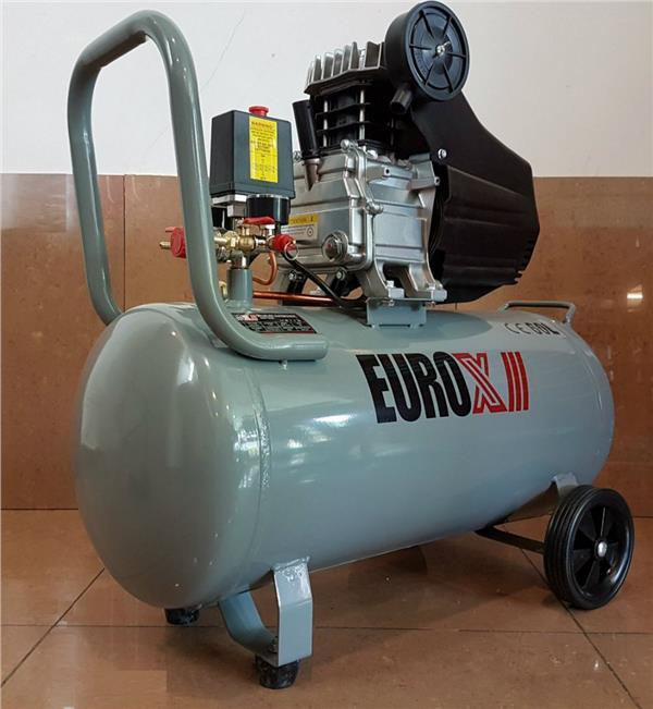EuroPower EAC-3060 3.0HP 60L Direct Drive Air Compressor