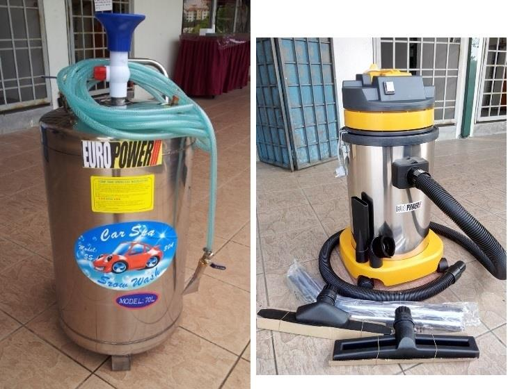 Car Wash Vacuum Cleaner >> Europower Professional Car Wash Mach End 3 23 2017 9 15 Am