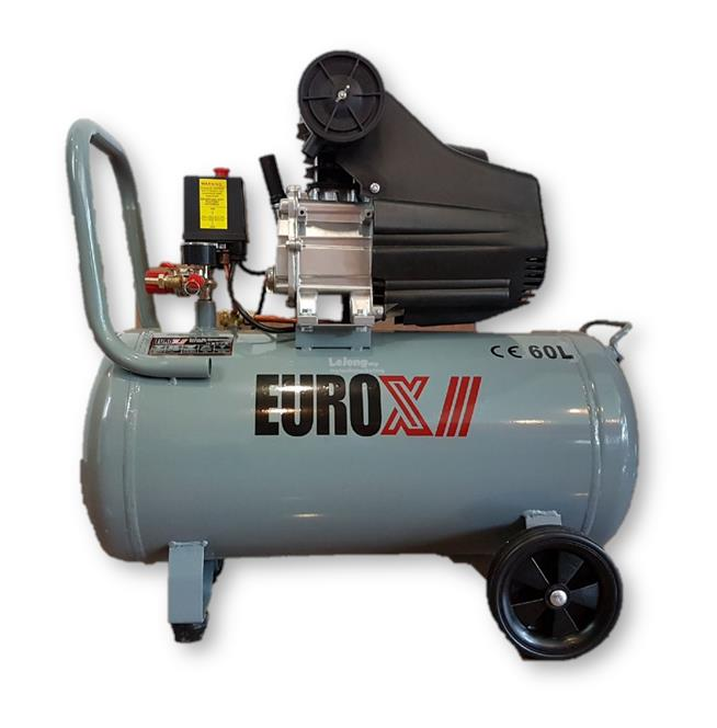 EuroX 3.0HP 50Liter Direct Driven Air Compressor