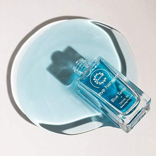 Eve Hansen Blue Tansy Facial Oil - Skin Balancing Face Oil With Squalane Oil,