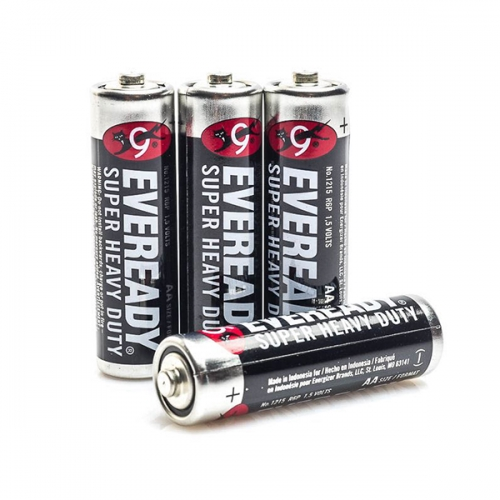 EVEREADY AA Battery Super Heavy Duty(4pcs) EVEREADY Malaysia