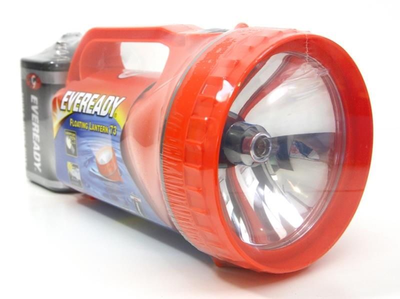Eveready Floating Lantern 73 (With Battery 6V's) Torchlight Flashlight