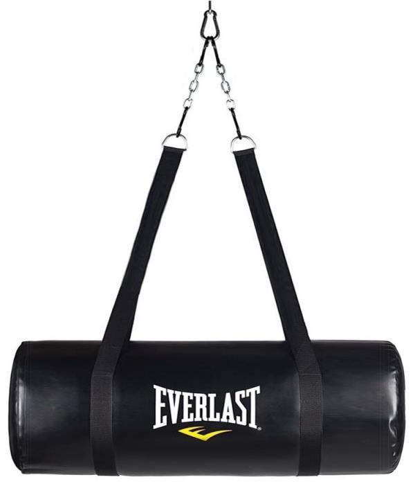 EVERLAST Boxing Muay Thai Horizontal Gym Punching Bag Beg Uppercut MMA