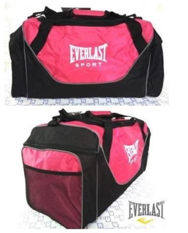 EVERLAST Boxing Muay Thai Karate Gym Carry Bag Beg MMA Rolled Holdall