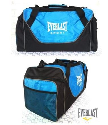 EVERLAST Boxing Muay Thai Karate Gym Carry Bag Beg MMA Sport Tinju