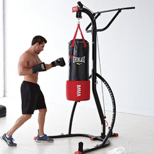 EVERLAST Boxing Muay Thai Training Gym Punching Bag Beg Teardrop MMA
