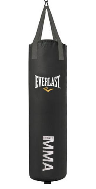 Everlast Boxing Muay Thai Training Kick Punching Heavy Bag Beg Mma 5ft