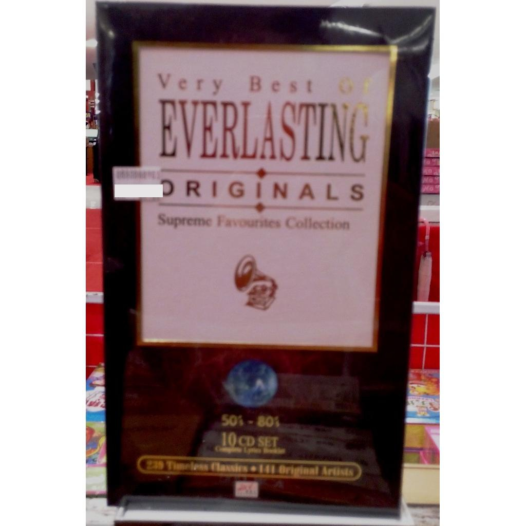 Very Everlasting Originals Supreme Favarites Collection (10CD) (Import..