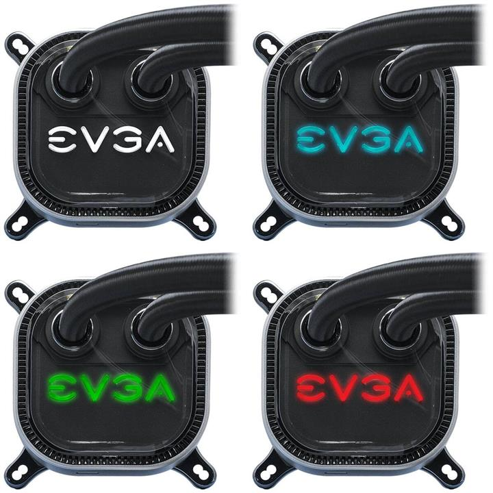 # EVGA CLC 120 - RGB LED Liquid CPU Cooler #