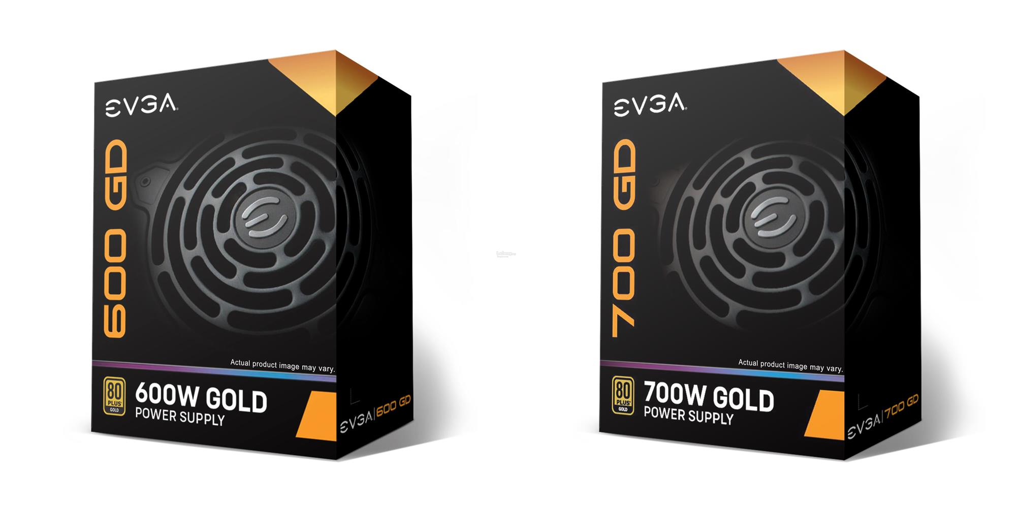 # EVGA GD Series 80+ Gold Non Modular PSU # 600W/700W