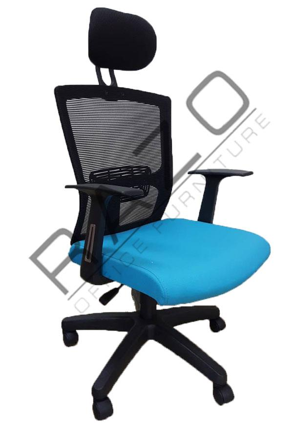 Executive Mesh Low Back Chair | Netting Chair | Office Chair   RMC 2