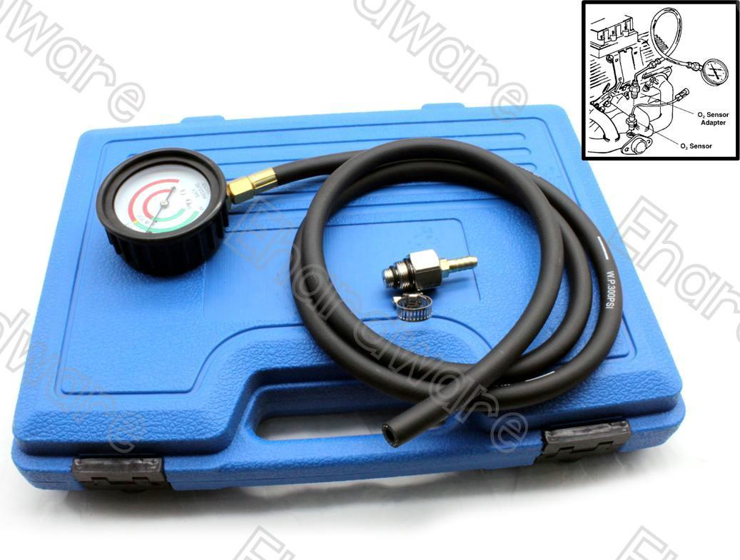 EXHAUST BACK PRESSURE TESTER KIT (1520)