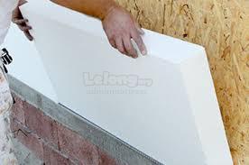 Expanded polystyrene foam one stop EPS sheet block 4ft x 8ft