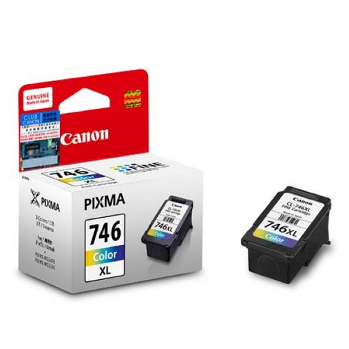 Expired Canon CL-746XL (Color) Pixma MG2970, MG3070, iP2870, iP2872