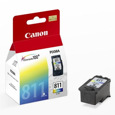 Expired Canon CL-811 (Color) Pixma iP2770, iP2772, MP497, MX416, MX426