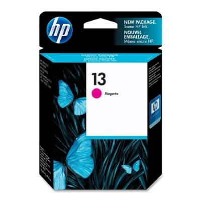 Expired HP 13 - C4816A (Magenta) OfficeJet Pro, Business InkJet