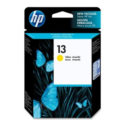 Expired HP 13 - C4817A (Yellow) OfficeJet Pro, Business InkJet