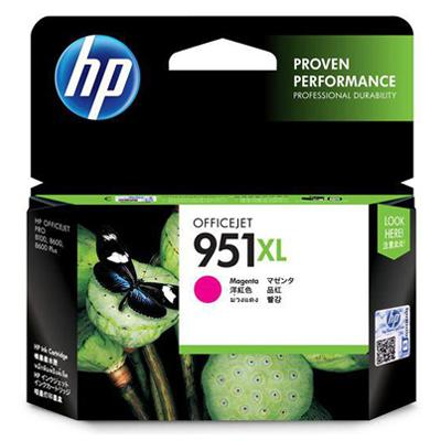 Expired HP 951XL - CN047AA (Magenta) OfficeJet Pro 276dw, 8100, 8600