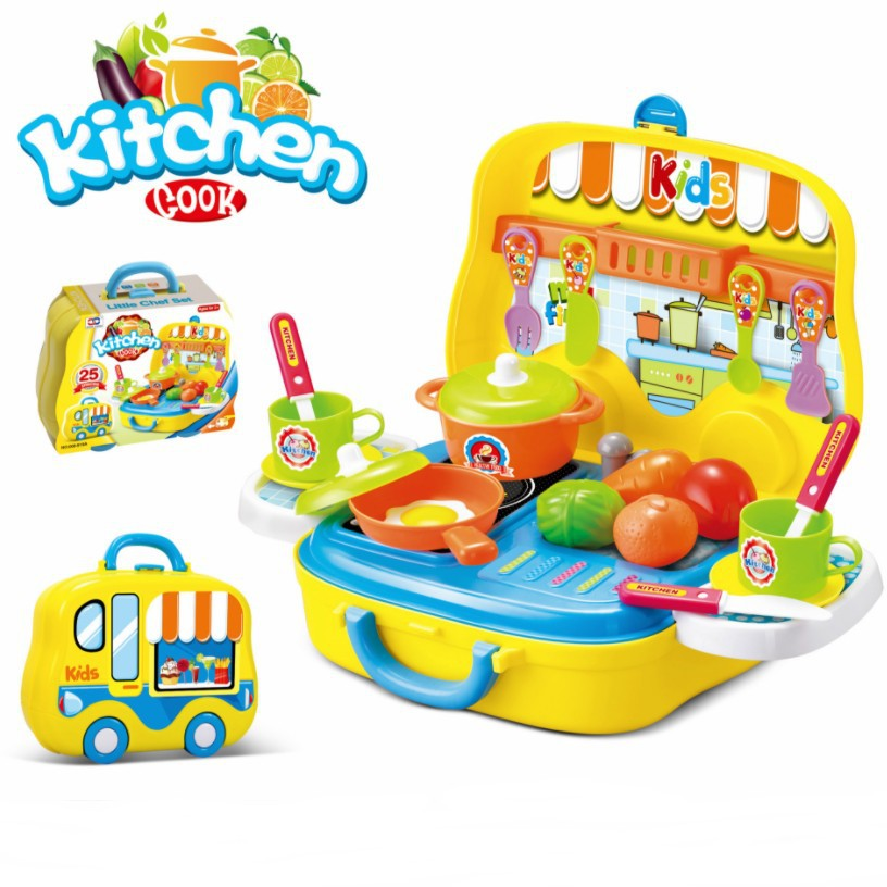 Express D Baby Kayden Portable Kitchen Tools Doctor Kids Role Play Pretend Toy
