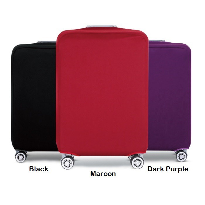 Extra Thick Luggage Cover Protector Case Elastic