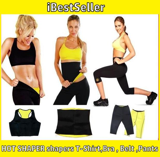 c2148f0f5b Extra Thickness Slimming HOT SHAPER shapers T-Shirt Bra Belt Pants. ‹ ›