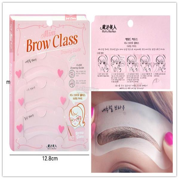 Eyebrow Shaping Stencils Template Ca End 8222019 615 Pm