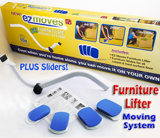 Perfect EZ Moves Furniture Moving System